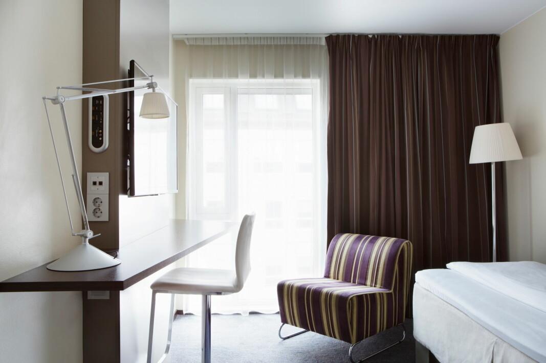 Studenter i bolignød kan nå flytte inn hos Nordic Choice Hotels. (Foto: Inger Marie Grini/Nordic Choice Hotels)