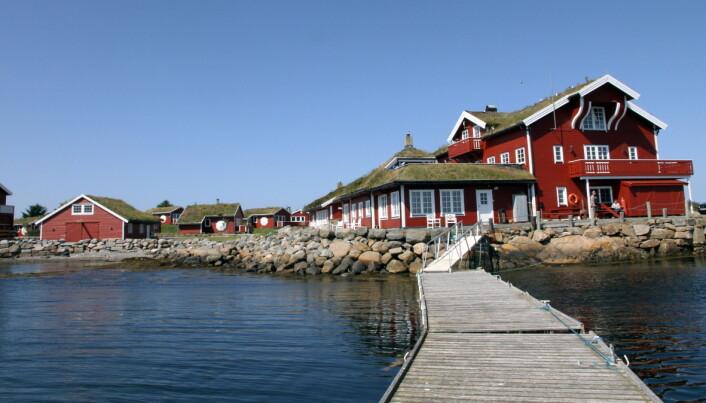 Hustadvika Gjestegård er en av 18 hoteller i Classic Norway Hotels. (Foto: Morten Holt)