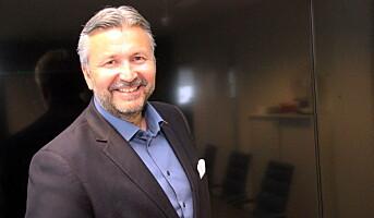 Svein Arild Steen Mevold forlater Scandic