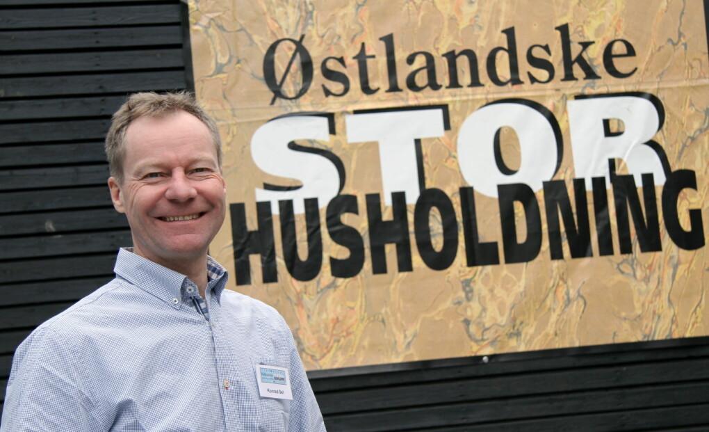 Østlandske Storhusholdning arrangeres for 14. gang i 2021. (Foto: Morten Holt)