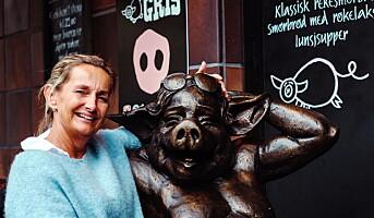Skal bli en av Norges mest fotograferte skulpturer