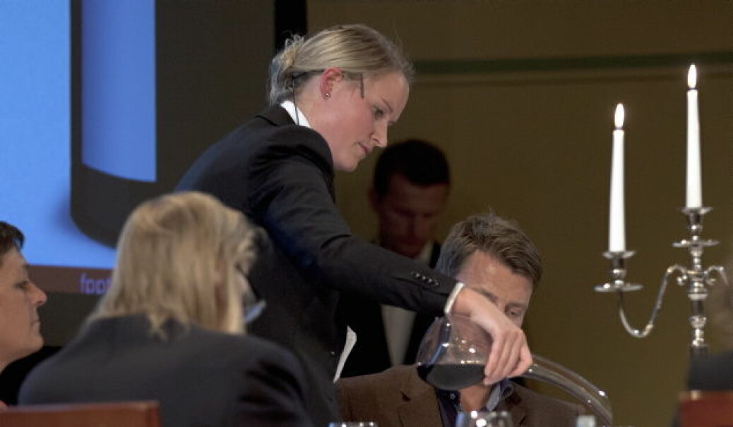 Heidi Iren Hansen er Norges sjette Master of Wine. (Foto: Norsk Vinkelnerforening)