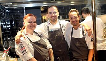 Unge kokker får støtte fra Eureca-fondet