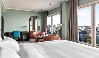 Har mål om å bli Finlands beste hotell