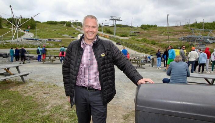 Direktør for Beitostølen Resort, Atle Hovi, har også tro på en god høst. (Foto: DestinasjonsKirurgene)