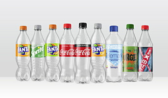 Coca-Cola tar miljøgrep i Norge