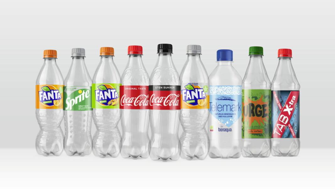 Illustrasjonsfoto: Coca-Cola Norge.