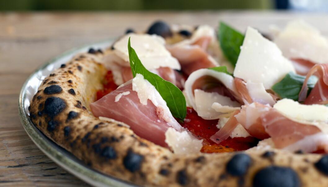 Sirkus Renaa skal også huse en pizzeria. (Foto: Henriette Heimdal)
