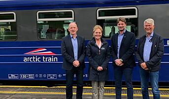 Flåm AS blir medeier i Arctic Train i Narvik