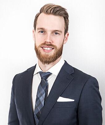 Håkon Tveita er ny salgssjef for Best Western i Norge. (Foto: BWH Hotel Group)