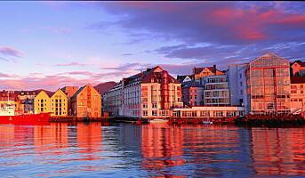Ålesund-hotell fra Scandic til Thon Hotels