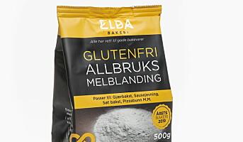 Nytt glutenfritt allbruksmel fra Elda Bakeri