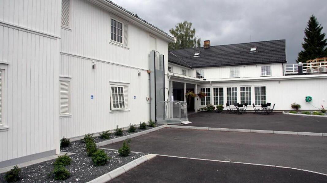 Skaslien Gjestgiveri på Kirkenær er en av 12 semfinalister i Årets matgledebedrift 2020. (Foto: Morten Holt)