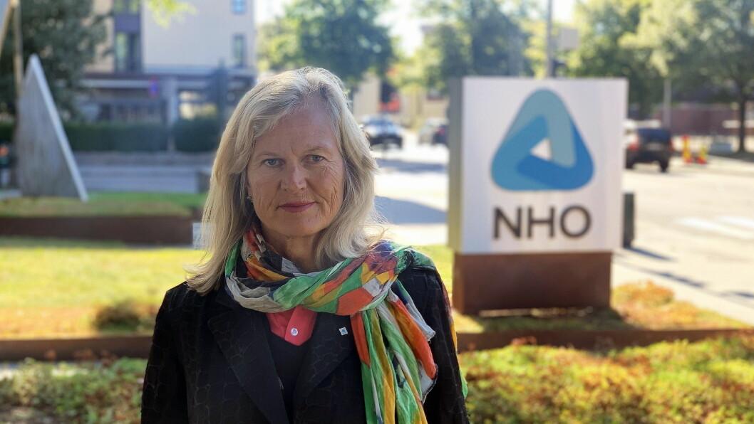 Kristin Krohn Devold, adm. dir. i NHO Reiseliv. (Foto: Thor Steinhovden)