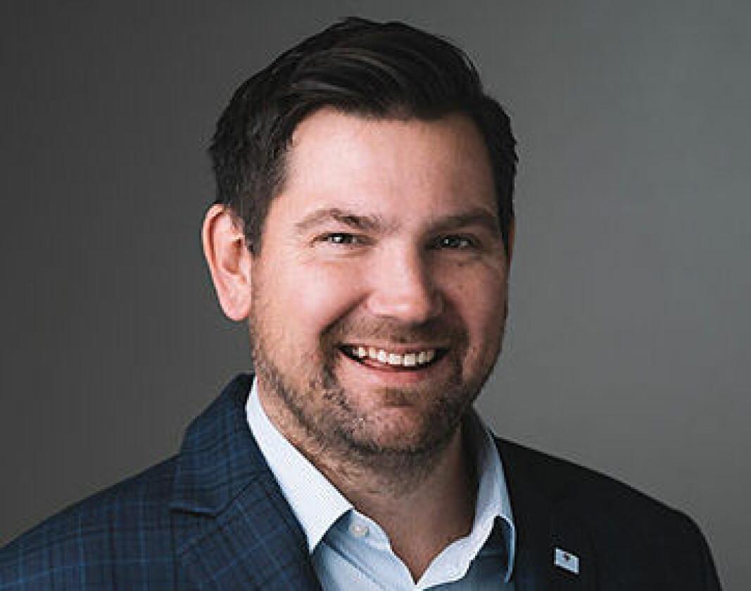 Grim Garstad er ny salgsdirektør hos NHG. (Foto: NHG)