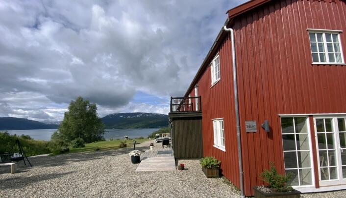 Til Elise fra Marius i Utskarpen. (Foto: Morten Holt)