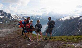 Lanserer Norges mest bærekraftige reise