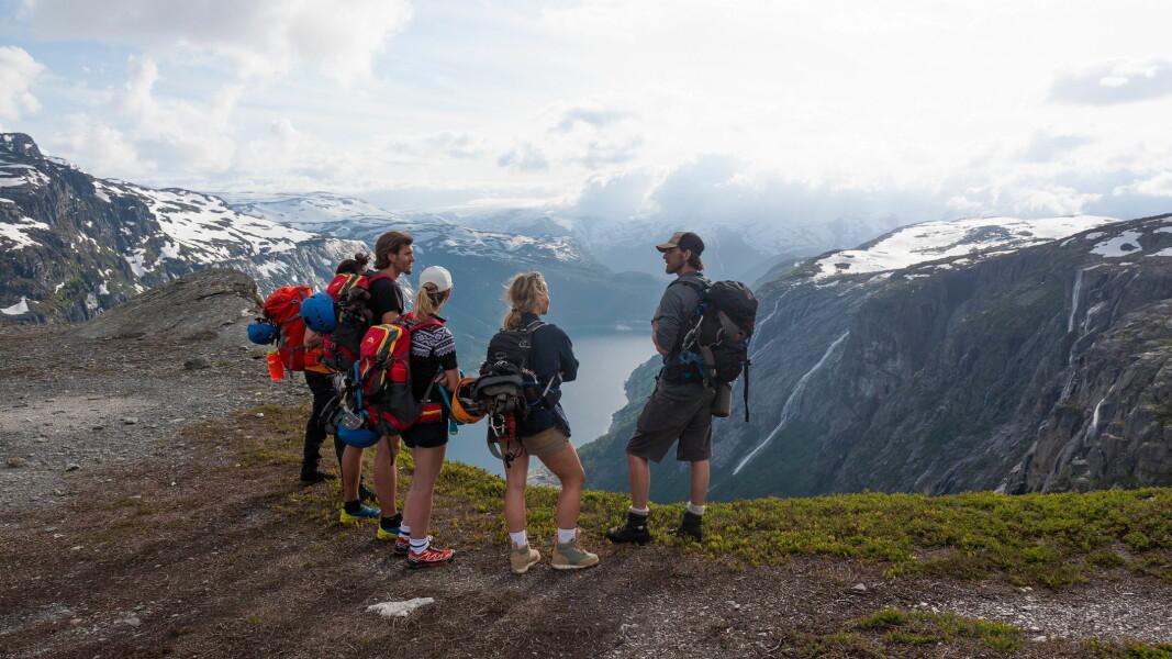Illustrasjonsfoto: Up Norway