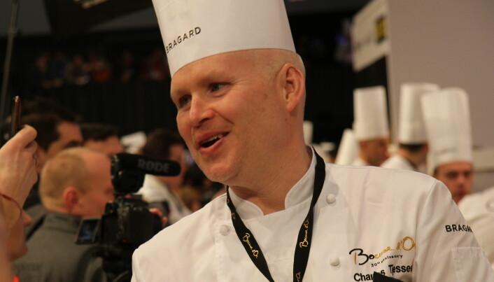 Charles Tjessem (Foto: Morten Holt)