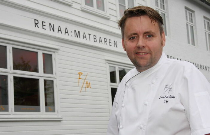 Sven Erik Renaa. (Foto: Morten Holt)
