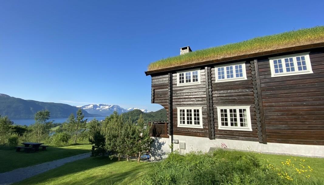 Storfjord Hotel. (Foto: Morten Holt)