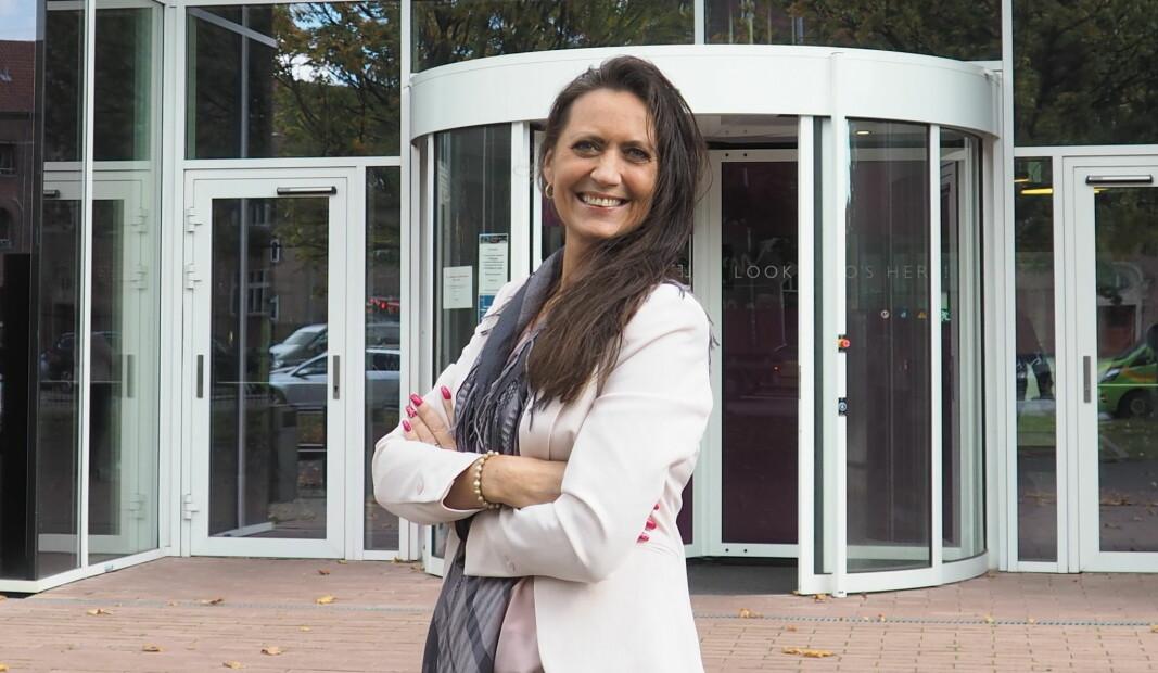 Monica Selvik er ny hotelldirektør for Moxy Bergen. (Foto: Moxy Bergen)