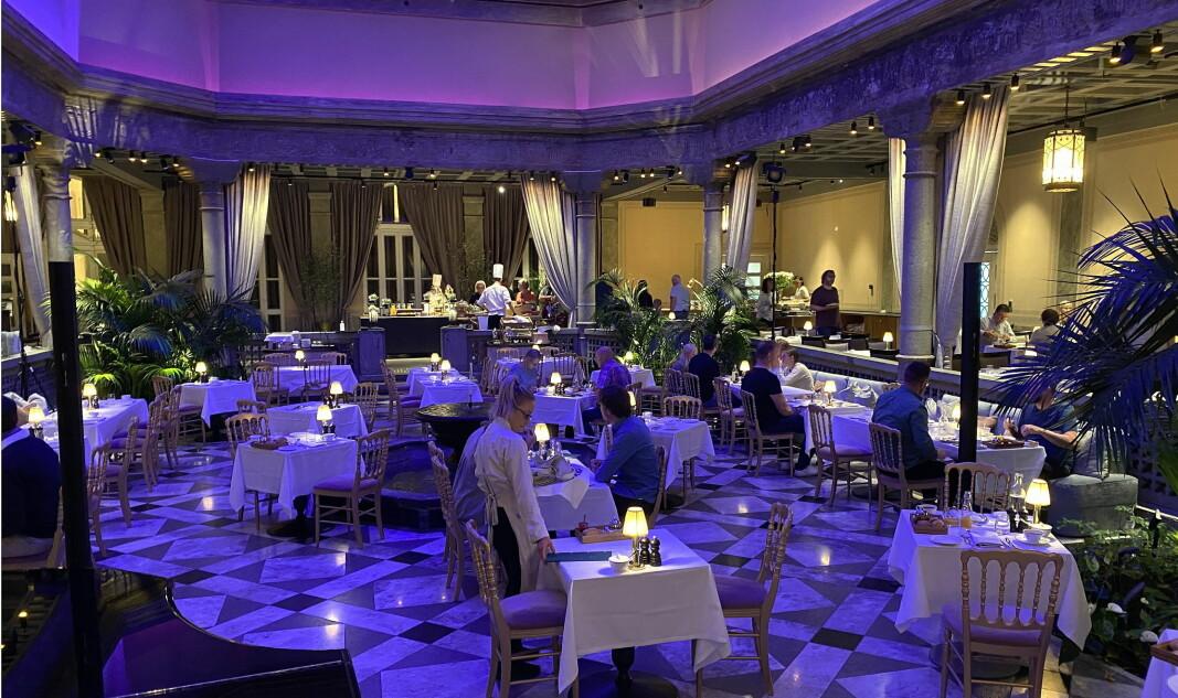 Britannia Hotel er en av seks finalister i Årets matgledebedrift 2020. (Foto: Morten Holt)