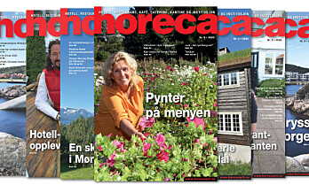 53. årgang med magasinet Horeca