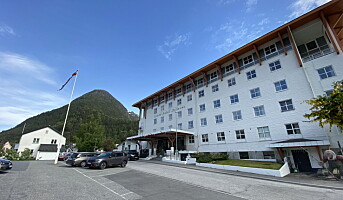 Åndalsnes-hotell til Classic Norway Hotels