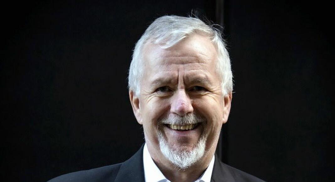 Paul Brodahl. (Foto: Tribun)