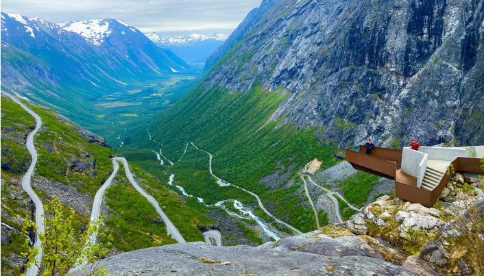 Mer støtte til norsk reiseliv. (Illustrasjonsfoto: Morten Holt)