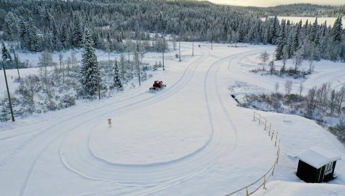 Skistadion på Beitostølen. (Foto: Nicolay Flaaten)