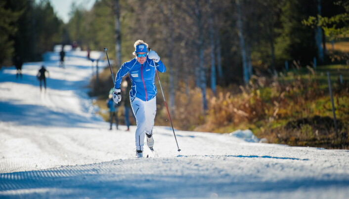 Trysil åpner langrennssesongen lørdag 24. oktober. (Foto: Hans Martin Nysæter/Trysil.com)