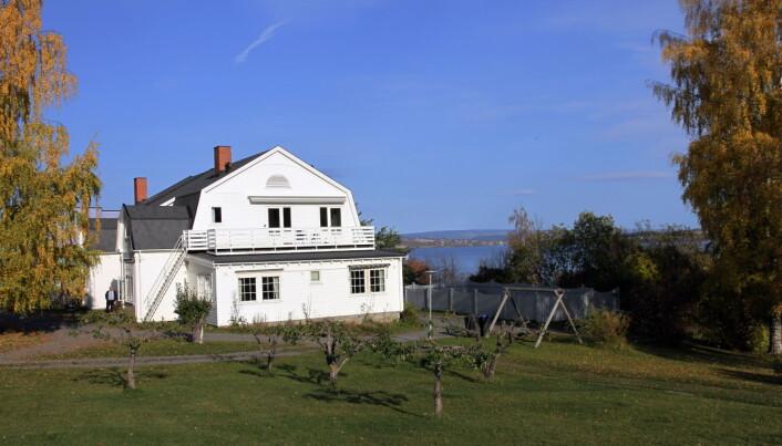 Granly Stiftelse på Kapp i Østre Toten (bildet) delte fjerdeplassen med Løkentunet Sykehjem i Askim og Puttara FUS-barnehage i Kongsvinger. (Foto: Morten Holt)