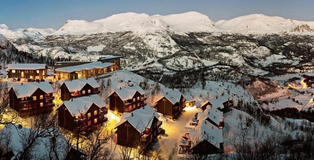 Foto: Destinasjon Hemsedal