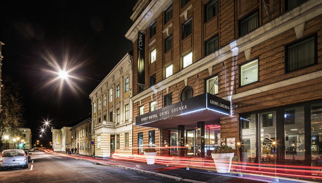 Realkapital Hotell har kjøpt Grims Grenka i Oslo. (Foto: Raisfoto/Jesper Rais)