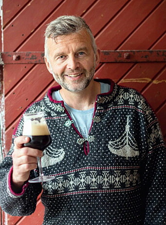 Arne Bæhmer. (Foto: Nøgne Ø)