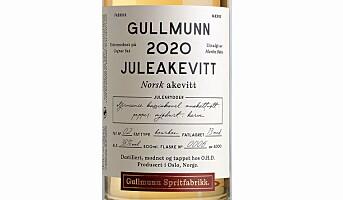 Gullmunn Juleakevitt 2020