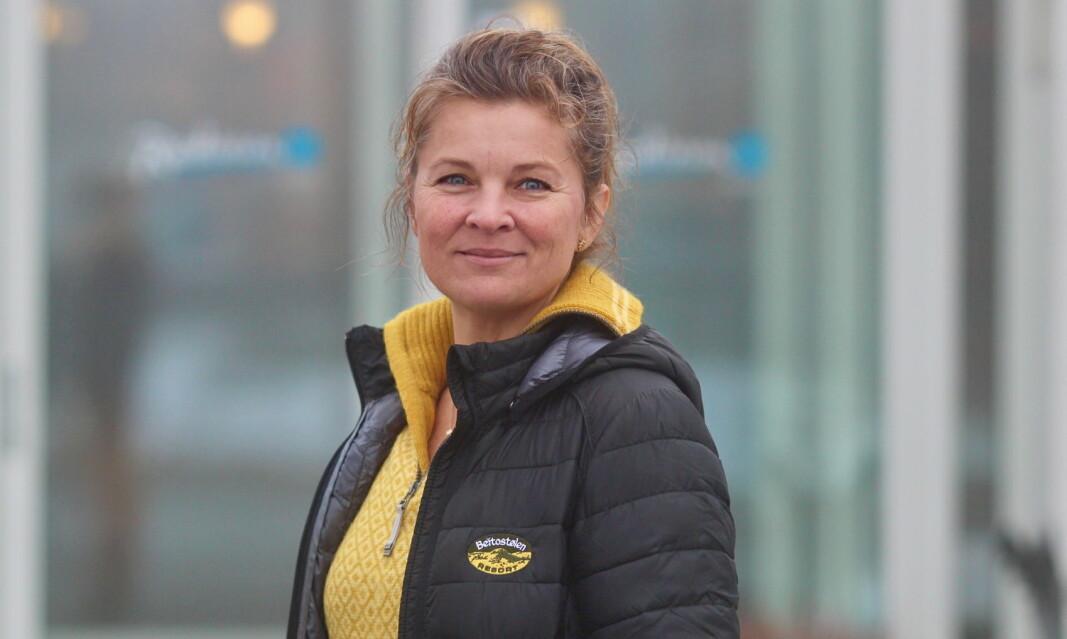 Karianne Dancke skal løfte Beitostølen på sosiale medier. (Foto: DestinasjonsKirurgene)