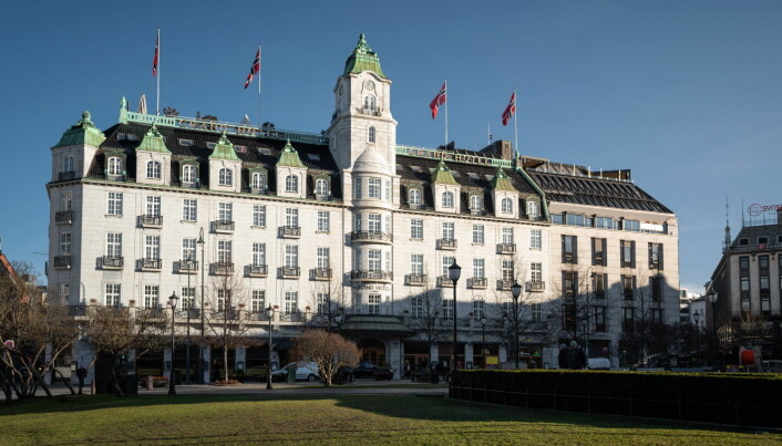 Grand Hotel Oslo by Scandic. (Foto: Kyle Meyr)