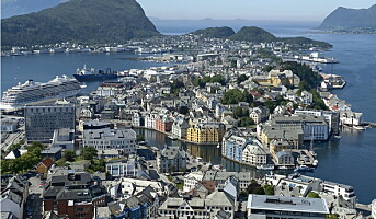 Ålesund-hotell skal oppgraderes