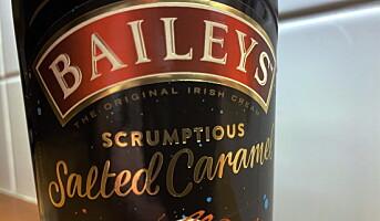 Baileys med salt karamell