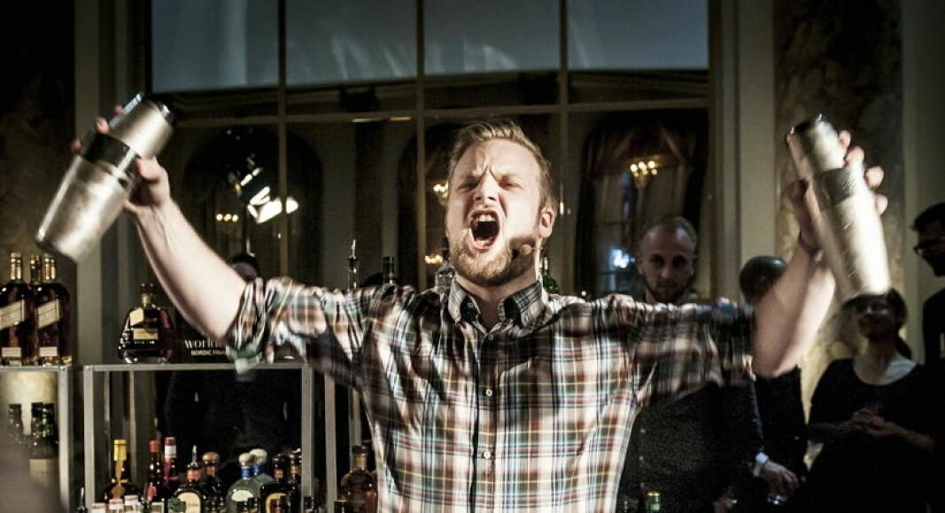 Jørgen Dons er en av fem nominerte til Beste bartender. Han er også nominert i kategorien Beste forbedrer av barindustrien. Baren Raus er også blant de nominerte i kategorien Beste signaturcocktail (Claro Colada), Beste cocktail-bar og Beste cocktail-meny. (Foto: Arkiv)