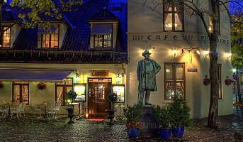 Oslos eldste restaurant lanserer sin egen akevitt
