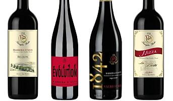 Poder med fire nye viner fra Piemonte