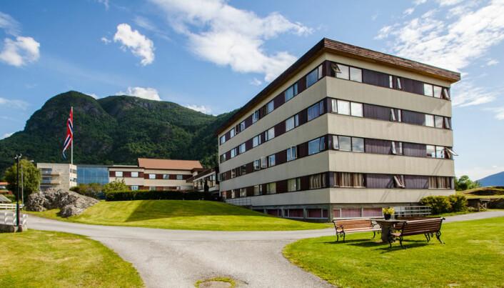 Sognefjord Hotel. (Foto: Sognefjord Hotel)