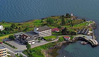 Sognefjord Hotel. (Foto: Hotellet)