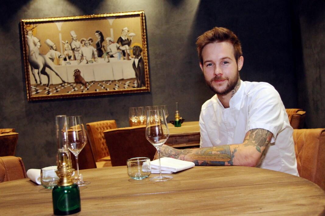 Jimmy Øien driver prisbelønte Rest i Oslo. (Foto: Morten Holt)