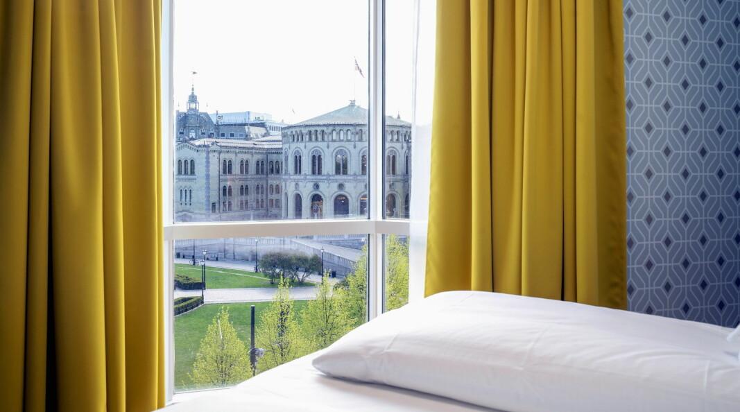 Thon Hotels har 16 hoteller bare i Oslo. (Foto: Thon Hotels)