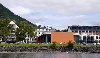 Hotell med Norges beste vinkart